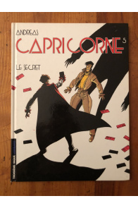Capricorne, tome 5 : Le Secret