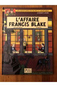 Les aventures de Blake et Mortimer, tome 13, L'affaire Francis Blake