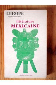 Littérature mexicaine. Numéro 367-368