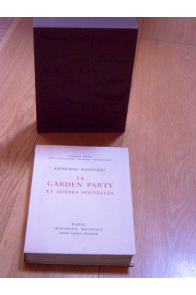 La garden Party et autres nouvelles
