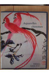 Aquarelles chinoises L'école de Chang-hai
