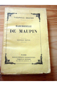 Mademoiselle de Maupin.