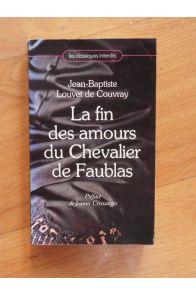 La fin des amours du Chevalier de Faublas