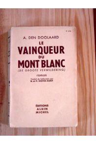 Le vainqueur du Mont-Blanc (De Groote Verwildering)