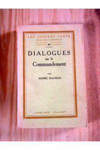 Dialogues sur le Commandement.