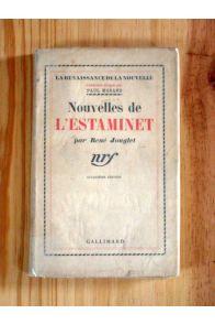 Nouvelles de l'Estaminet.