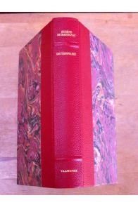 Le dictionnaire Rastignac