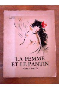 La femme et le pantin, roman espagnol.