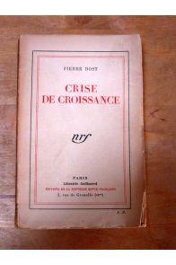 Crise de Croissance