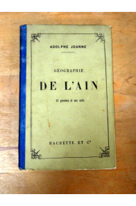 Géographie de l'Ain