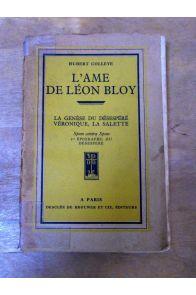 L'ame de Léon Bloy