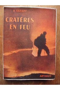 Cratères en feu
