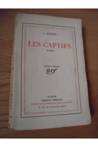 Les Captifs, Edition Originale