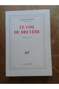 Le coq de bruyère - contes et récits