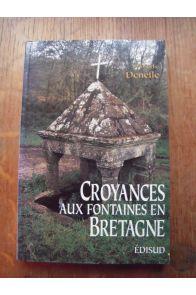 Croyances aux fontaines en Bretagne