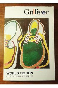 Revue Gulliver numéro 11 - Wolrd fiction