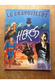 Le Crapouillot nouvel série n° 99 Janvier février 1989 Héros