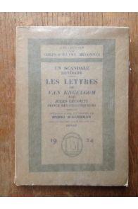 Les lettres de Van Engelgom