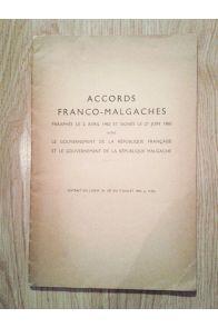Accords franco-malgaches