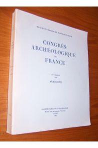 Congrès archéologique de France 140ème session 1982 Albigeois