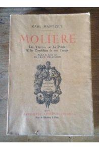 Molière Les Théatres Le Public & les Comédiens de son Temps