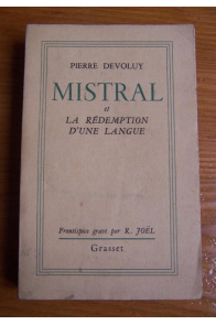 Mistral et la rédemption d'une langue