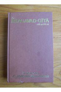 La Bhagavad-Gita telle qu'elle est Edition abrégée