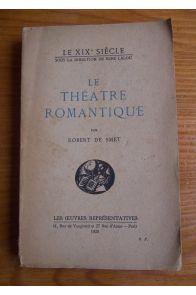 Le théâtre romantique