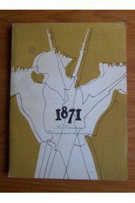 1871 La commune ou l'expérience du pouvoir