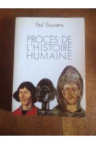 Procès de l'histoire humaine