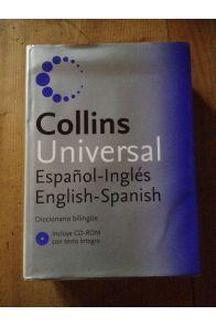 Collins Universal - Español-inglés, English-Spanish