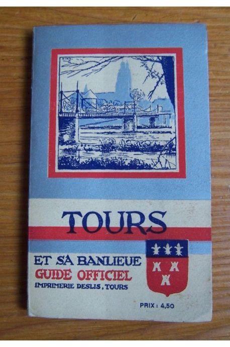 Tours et sa banlieue guide officiel