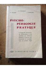 Psycho-pedagogie pratique