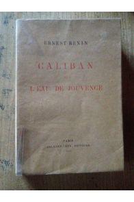 Caliban et l'eau de Jouvence