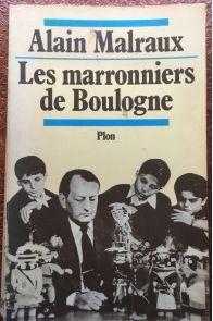 Les marroniers de Boulogne