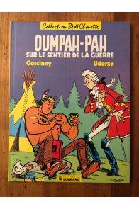 Oumpah-Pah sur le sentier de la guerre