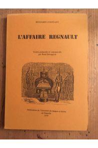 L'affaire Régnault