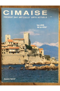 Cimaise - Du côté de la côte. Cimaise : Arts actuels/Present day art n°212-213, juin-juillet-aout 1991