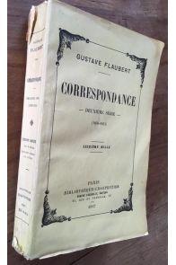 Correspondance Deuxième Série (1850-1854)