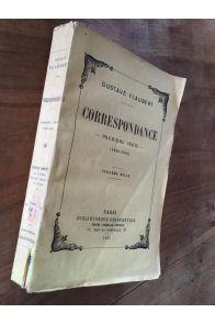 Correspondance Première Série (1830-1850)