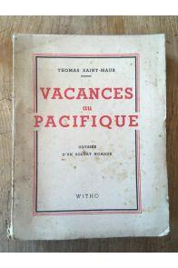 Vacances au pacifique (1902-1904), tome second