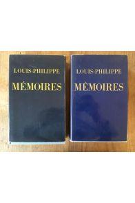 Mémoires de Louis-Philippe (2 volumes)