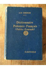Dictionnaire Polonais-français (Polsko-Francuski)