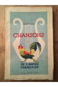 Chansons de l'Armée Française, deuxième recueil