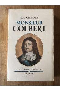 Monsieur Colbert