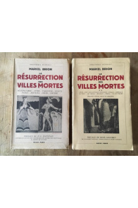 La résurrection des villes (2 volumes)