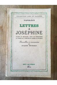 Lettres de Napoléon à Joséphine