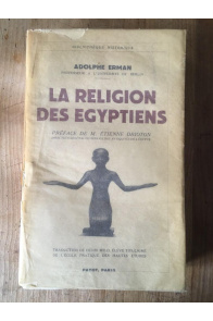 La religion des Egyptiens