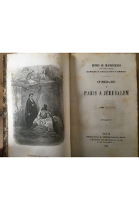 Itinéraires de Paris à Jérusalem