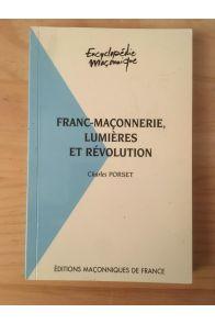 Franc-maçonnerie, Lumières et Révolution